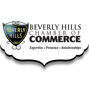 Beverly Hills Chambers of Commerce logo
