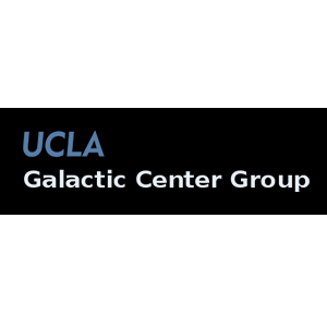 UCLA Galactic Center logo