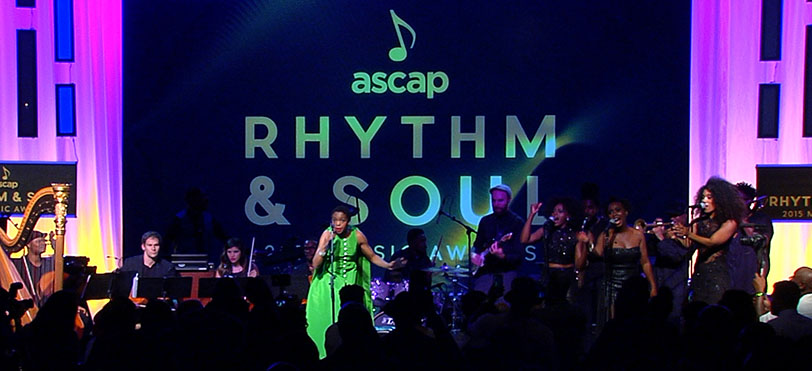 The 2015 ASCAP Rhythm & Soul Music Awards