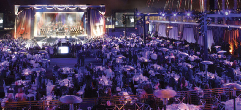 Southern California's Unique Special Events Industry